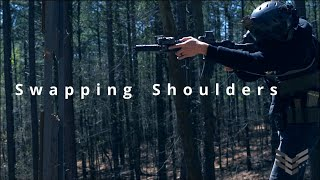 Should you Swap Shoulders When Shooting? (Pros& Cons)