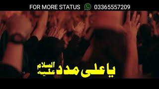 Video Ya Ali Madad Noha Ali Shanawar Whatsapp Status | Shia Whatsapp Status 2018 download MP3, 3GP, MP4, WEBM, AVI, FLV Juli 2018