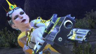 Bayonetta 2 - Chapter IX Pure Platinum with Jeanne (∞ Climax No Accessories Hammer Only)