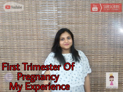 First Trimester Care of Pregnancy   My Experience   Malayalam   Kaylin's World   Tips   Part - 1