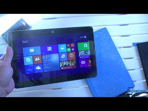 Dell Venue 11 Pro Hands On