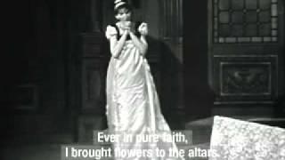 Maria Callas: Vissi d