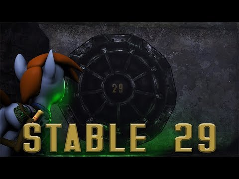 [SFM Ponies] Fallout: Equestria - Stable 29