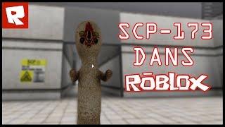 SCP RP // SCP-173 DANS ROBLOX ?! - Roblox