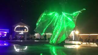 Beautiful Dubai Belly Dance desert safari