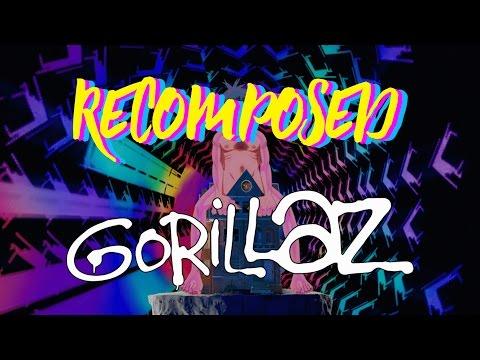 Gorillaz - Saturnz Barz feat. Popcaan RECOMPOSED