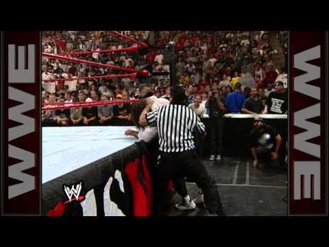 Triple H vs. Mankind - WWE Championship Match