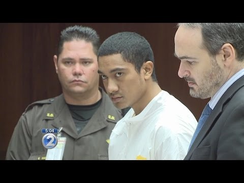 Kahaluu shooting suspect appears in court