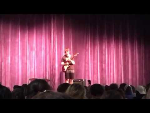 Justin Siena High School Sophomore Shreds