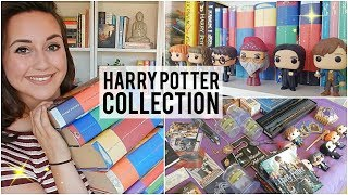 MY ENTIRE HARRY POTTER COLLECTION ⚡️