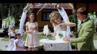 Самая красивая свадьба в Беларуси.