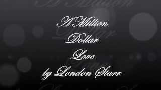 A Million Dollar Love book trailer