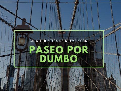 Paseo por DUMBO (Brooklyn)