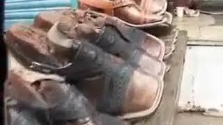 Standard Peshawari Chappal Making Charsaddachappal com