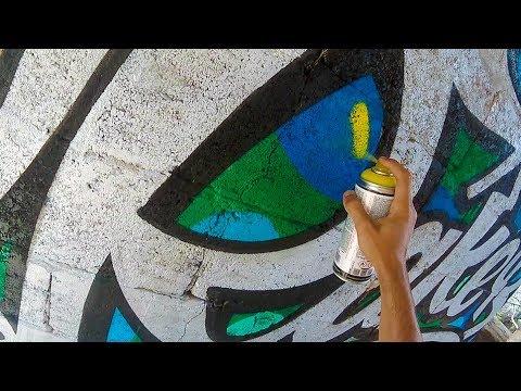 Graffiti - Rake43 - Ibiza Dreams