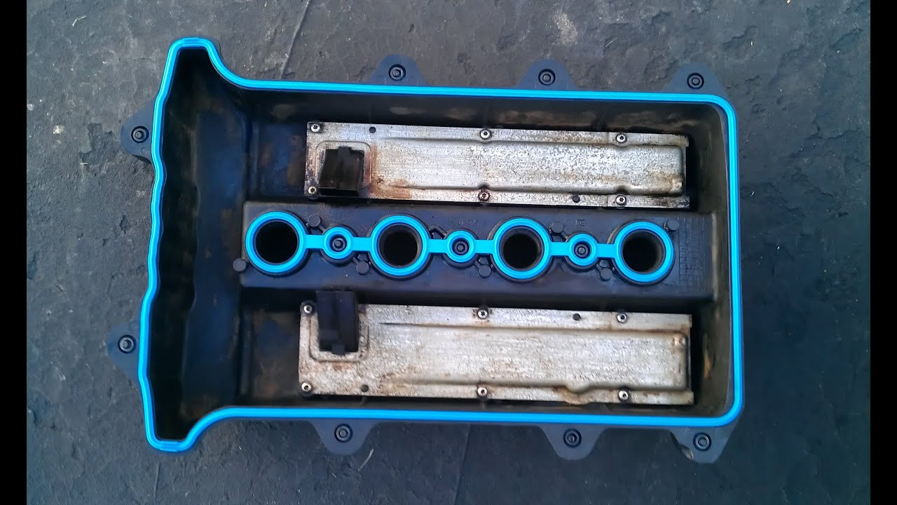 small resolution of saturn sl2 valve cover gasket replacement dohc