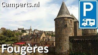 Aire de la Carriere, Fougères, Bretagne, Frankrijk (English subtitled)