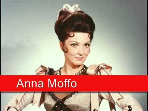 Anna Moffo: Leoncavallo - I Pagliacci, 'Qual Fiamma Avea Nel Guardo'