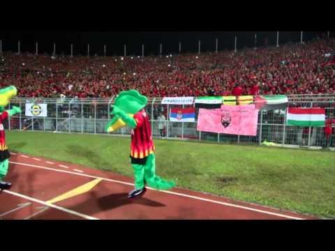 GB13:TV Kampung Boy (featuring boyak shuffle)
