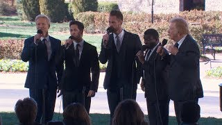 Tribute to Billy Graham: The Gaither Vocal Band - Because He Lives Live