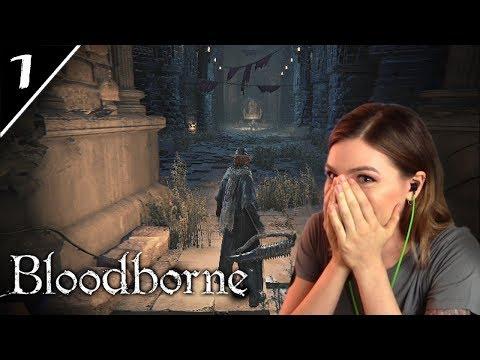 The Blood Starved Beast | Bloodborne Pt. 7 | Marz Plays