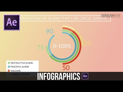 After Effects Tutorial: Precise Infographics with Controlled Expressions