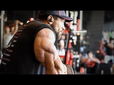 Roelly Winklaar - THE BEAST IS READY - MR. OLYMPIA 2018 - Bodybuilding Motivation