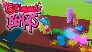 GANG BEASTS GUMMY STYLE | A Gummy