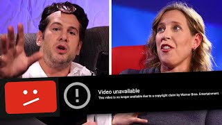 YouTube Takes Down Our Biden Stream and Strikes Our Channel | Louder With Crowder