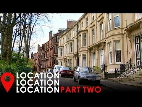 Finding A Victorian House With A Modern Twist In Glasgow Part Two | Location, Location, Location