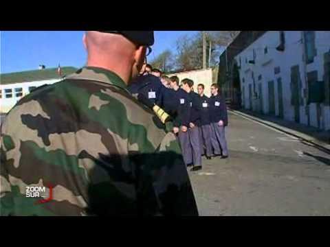 """""""zoom sur..."""" la préparation militaire marine"""