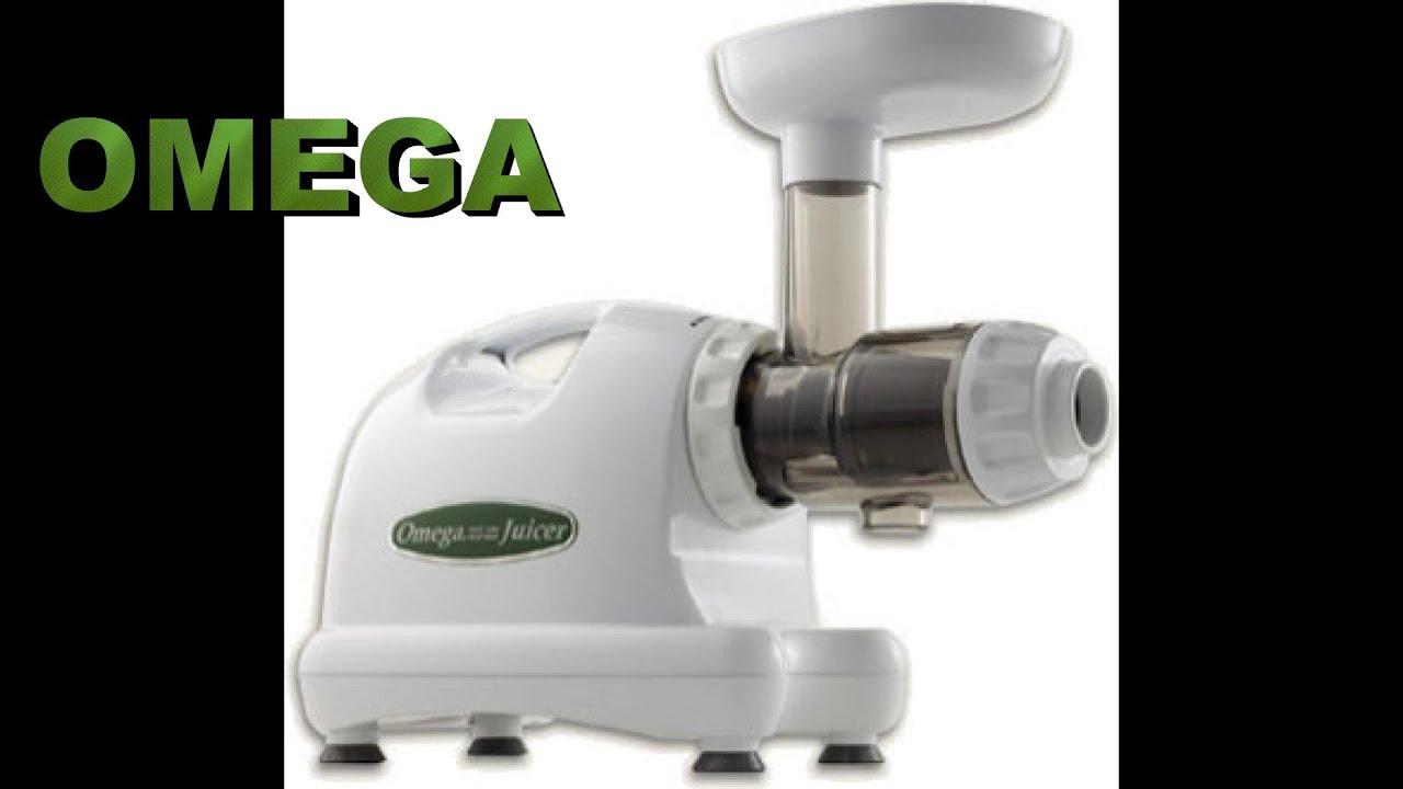 omega auger juicer