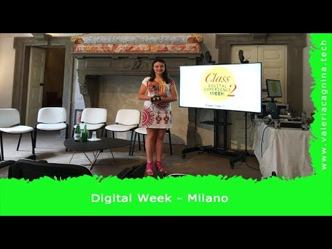 Digital Experience Week - Milano
