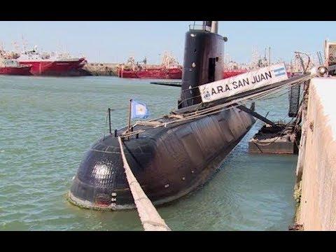 VTC14  Argentina tắt dần hy vọng tìm kiếm tàu ngầm mất tích