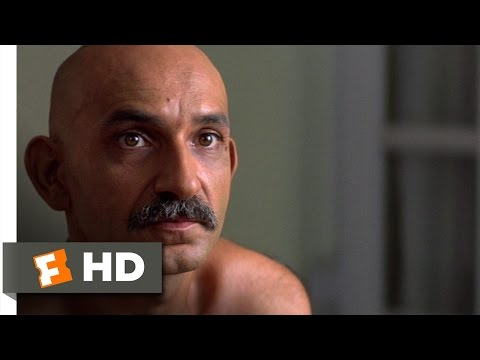 Gandhi (7/8) Movie CLIP - The Father of the Nation (1982) HD