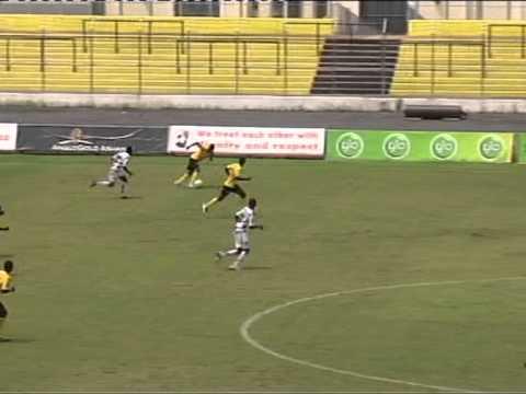Ashanti Gold FC Match First Half