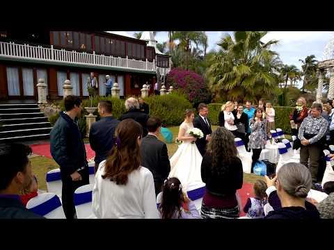 Lumia 930: Video camera test - Wedding Clip #2