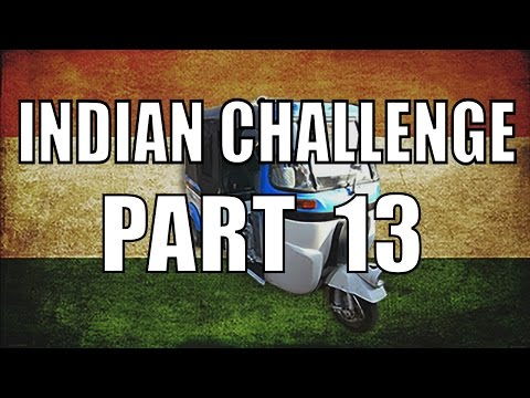 The Indian Challenge on Three Wheels: Never Ending Roads of Andra Pradesh
