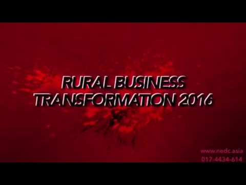 Rural Businesses Transformation RBC 2016