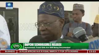 Freed Girls Are Still Being Documented-- Lai Mohammed |News Across Nigeria|