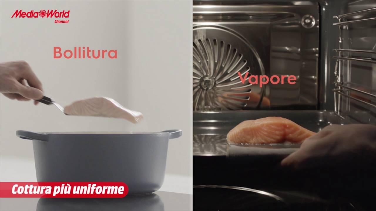 Electrolux combi steam forno combinato a vapore youtube - Forno a vapore opinioni ...