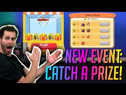 New Event Big Spending Catch A Prize Castle Clash