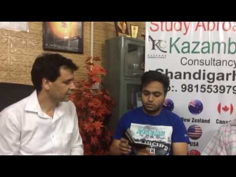 Kazambe Consultancy is the Best Study VISA Consultant For Europe