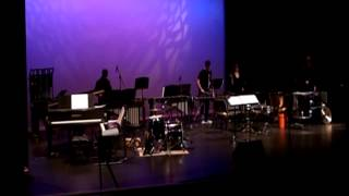 Predestined Fate: VVVVVV Game Theme - Drexel University Percussion Ensemble (3/16/12)
