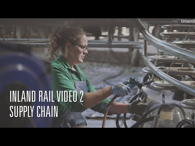 Inland Rail Video 2: Supply Chain