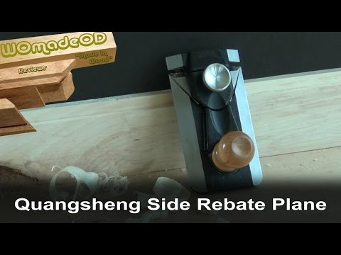 Quangsheng Side Rebate Plane Review