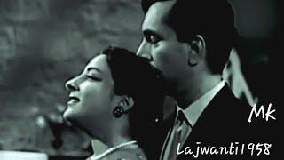 koi aaya dhadkan kahti hai..Lajwanti1958_Asha Bhonsle_Majrooh_S D Burman..a tribute