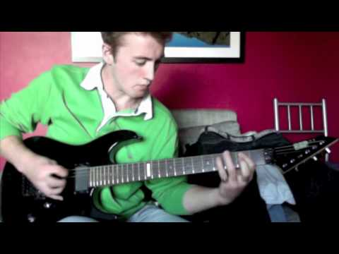 Be Still and Know cover (Machine Head) W/Solo