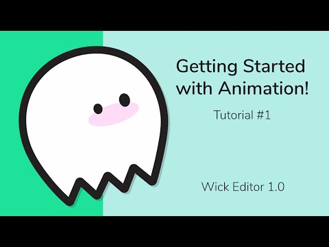 Getting Started with Animation | Wick Editor 1.0