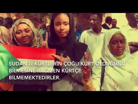 Afrika Kürtleri; SUDAN / Africans Kurds; SUDAN - Kürt Tarihi
